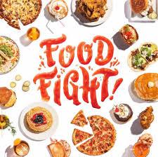 FOOD FIGHT---Modoc Style!!!