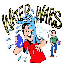 WATER WARS!!!