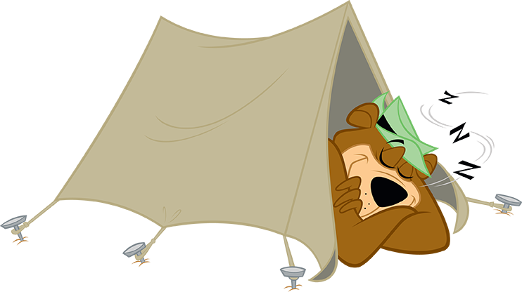 Wake Up Yogi Bear
